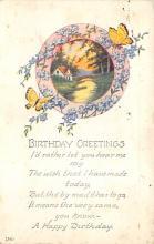 top007863 - Butterflies Post Card, Butterfly Postcard