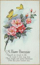 top007879 - Butterflies Post Card, Butterfly Postcard