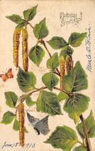 top007887 - Butterflies Post Card, Butterfly Postcard