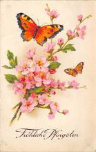 top007893 - Butterflies Post Card, Butterfly Postcard