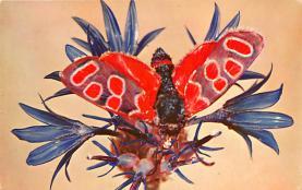 top007903 - Butterflies Post Card, Butterfly Postcard