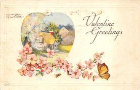 top007905 - Butterflies Post Card, Butterfly Postcard