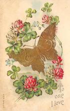 top007913 - Butterflies Post Card, Butterfly Postcard