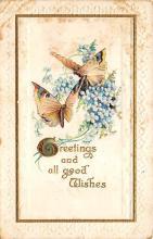 top007915 - Butterflies Post Card, Butterfly Postcard