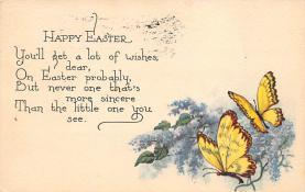 top007917 - Butterflies Post Card, Butterfly Postcard