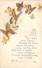 top007919 - Butterflies Post Card, Butterfly Postcard