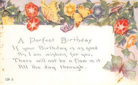 top007929 - Butterflies Post Card, Butterfly Postcard