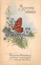 top007949 - Butterflies Post Card, Butterfly Postcard