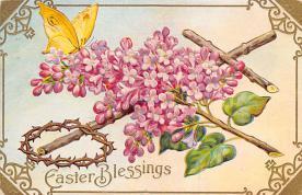 top007953 - Butterflies Post Card, Butterfly Postcard