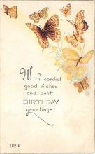 top007955 - Butterflies Post Card, Butterfly Postcard