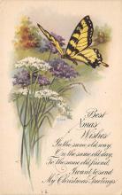 top007957 - Butterflies Post Card, Butterfly Postcard