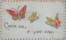 top007967 - Butterflies Post Card, Butterfly Postcard
