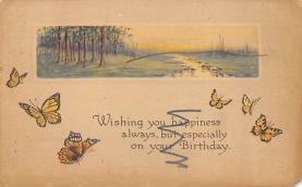 top007971 - Butterflies Post Card, Butterfly Postcard