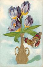 top007975 - Butterflies Post Card, Butterfly Postcard