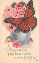 top007983 - Butterflies Post Card, Butterfly Postcard
