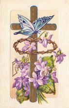 top007991 - Butterflies Post Card, Butterfly Postcard