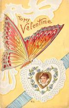 top007993 - Butterflies Post Card, Butterfly Postcard