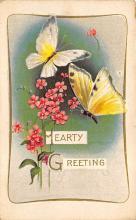 top007997 - Butterflies Post Card, Butterfly Postcard