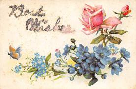 top008037 - Butterflies Post Card, Butterfly Postcard
