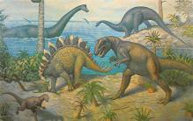 top008885 - Prehistoric Animals