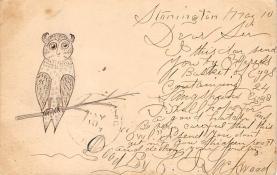 top009223 - Owl