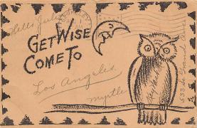 top009225 - Owl
