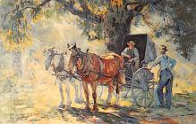 top010515 - Horse Drawn