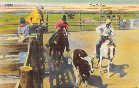 top010747 - Cowboys