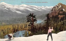 Mt Wilson CA