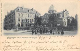 top014851 - Judaic, Jewish Synagogue Post Card