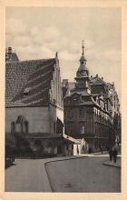 top014853 - Judaic, Jewish Synagogue Post Card