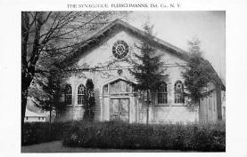 top014885 - Judaic, Jewish Synagogue Post Card