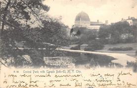top014891 - Judaic, Jewish Synagogue Post Card