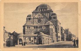 top014895 - Judaic, Jewish Synagogue Post Card