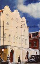top014897 - Judaic, Jewish Synagogue Post Card