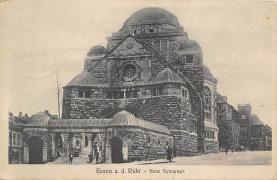 top014899 - Judaic, Jewish Synagogue Post Card