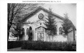 top014927 - Judaic, Jewish Synagogue Post Card