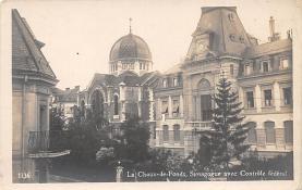 top014929 - Judaic, Jewish Synagogue Post Card