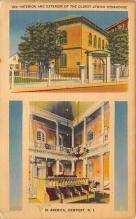 top014941 - Judaic, Jewish Synagogue Post Card