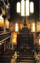 top014945 - Judaic, Jewish Synagogue Post Card