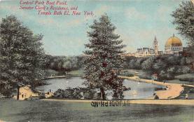 top014957 - Judaic, Jewish Synagogue Post Card