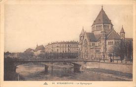 top014961 - Judaic, Jewish Synagogue Post Card