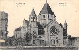 top014963 - Judaic, Jewish Synagogue Post Card