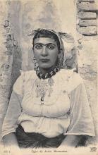 top015005 - Judaic Post Card