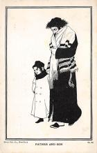 top015023 - Judaic Post Card