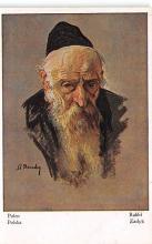 top015119 - Judaic Post Card