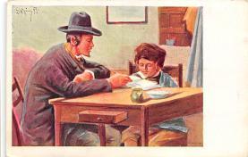 top015233 - Judaic Post Card