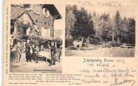 top015255 - Judaic Post Card