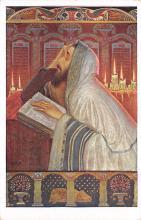 top015273 - Judaic Post Card