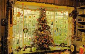 top015451 - Christmas Trees Post Card